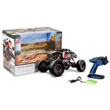 Remote Control Car RC Electric Off Road Racing Monster Truck Vehicle ...