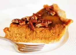 Pumpkin Pie With Pecan Praline Topping by Tish Boyle Sweet Dreams Deep Dish Pumpkin Pecan Pie