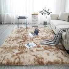 de ljg rechteck flauschige lange haare teppich
