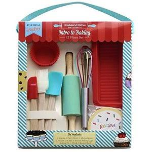 Handstand Kitchen Intro To Baking Playset - 17pcs