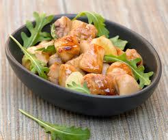 cuisiner avec un wok wok de poulet au miel recette wok de poulet cyril lignac et