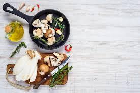 comment cuisiner les cepes frais comment cuisiner les chignons frais recette de ttes de