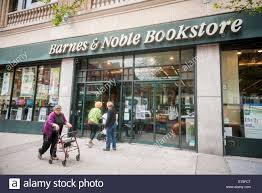 A Barnes & Noble Bookstore In The Upper West Side Neighborhood Of ...