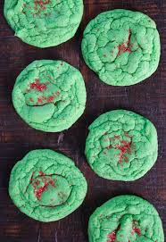 Recipe Easy Cake Mix Christmas Cookies— off the meat hook