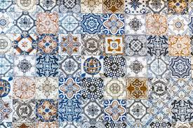 collage of different floor tiles with various designs floor
