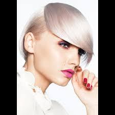 Like The High Fashion Look Of The Sleek Hair