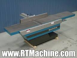 used martin model t54 jointer for sale at www rtmachine com used