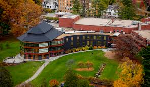 100 Centerbrook Architects Esther Eastman Music Center At Hotchkiss School Lakeville CT Aerial