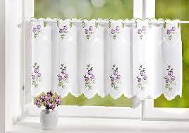 scheibengardinen bistrogardine küche gardinen vorhänge
