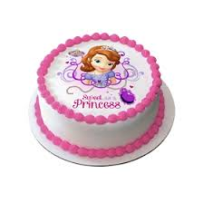 Red birthday cake png