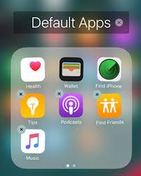 Delete iPhone Apps Remove Apps In iOS 10 & No Jailbreak