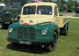 GFX806 1953 Austin Lodestar Flatbed Lorry | Vintage Trucks ...
