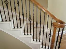Iron Stair Railing - Baluster Store Building Our First Home With Ryan Homes Half Walls Vs Pine Stair Model Staircase Wrought Iron Railing Custom Banister To Fabric Safety Gate 9 Options Elegant Interior Design With Ideas Handrail By Photos Best 25 Painted Banister Ideas On Pinterest Remodel Stair Railings Railings Austin Finest Custom Iron Structural And Architectural Stairway Wrought Balusters Baby Nursery Extraordinary Material
