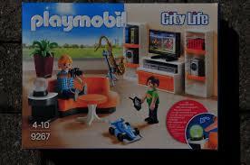 playmobil city 9267 wohnzimmer kaufen auf ricardo