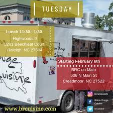 100 Food Trucks Baton Rouge Cuisine BRCuisine Twitter