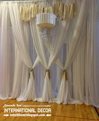 modern white curtain designs for living room 2015 curtain designs