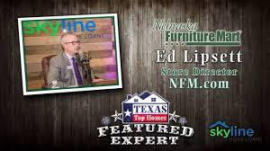 Ed Lipsett Nebraska Furniture Mart The Colony Fast Easy and
