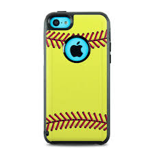 OtterBox muter iPhone 5c Case Skin Softball by Sports