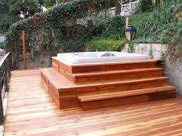 Small Backyard Design With Hot Tub   The Garden Inspirations Patio Ideas Spa Designs Hot Tub Gazebo Backyard Idea Remarkable Small With Tubs Images For Installation And Landscaping Youtube On A Budget Corner Ordinary Back Yard Design Amys Office Custom Stainless Steel With Automatic Retractable Safety Cover Outdoor Round Shape White Interior Color Decks The Outstanding Home Deck Homesfeed Amusing Pics Bathroom Gray Finish Wood Flooring Landscaping Hot Tub Pictures Solutionscustomlandscaping