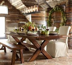 Rustic Dining Room Light Fixtures by Dining Room Linear Chandelier Dining Room With Delightful Dining
