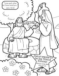 Full Image For Find This Pin And More On Catholic Coloring Pages Free Love One Another