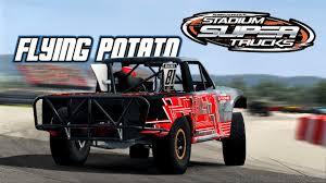 100 Extreme Super Trucks Automobilista The Flying Potato Stadium Mendig