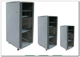 √ Outdoor Stereo Equipment Cabinet
