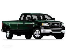 F150 Bed Dimensions by Ford F 150 Regular Cab Specs 2004 2005 2006 2007 2008