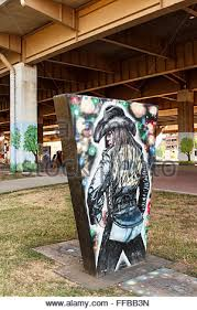 Deep Ellum Dallas Murals by Dallas Deep Ellum Texas Art Mural Murals Street Wall Stock Photo