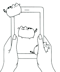 Emoji Coloring Pages To Print Hi 5 Also Co