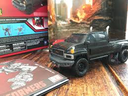 100 Gmc Transformer Truck Studio Series Ironhide Review TFW2005 The 2005 Boards