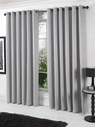 Amazon Uk Living Room Curtains by Stella Ready Made Curtains Eyelet Tops Mink 90