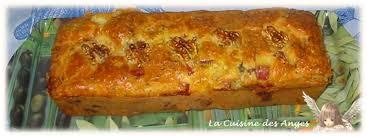 recette de cuisine cake cake d automne au roquefort jambon et noix la cuisine des anges