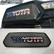 Custom Mesh Grills For 2016+ Toyota Tacomas By Customcargrills.com ... Custom Grill Mesh Kits For Nissan Vehicles By Custcargrillscom For Acura Tl Best Truck Resource Jrs Auto Jeeps Trucks Sprinters Autos Work Two Grills To Make One Bumper 1953 Chevy Billet Grilles Your Car Truck Jeep Or Suv Lift Accsories Agricultural Equipment More Classic Trucks Grills Black Tshirt Tread Wear Tshirts Car And Cummins Diesel 2006 Dodge 2500 3500 Studded Grille Running Boards Brush Guards Mud Flaps Luverne Sharp Big Lettering Toyota Customcargrills