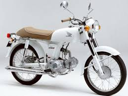 Another Honda CT110