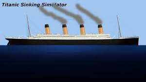 Sinking Ship Simulator Titanic Download by Titanic Sinking Simulator Flash Game Video Dailymotion