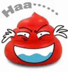 Laughing Poo Smiley Emoticon Emoticonpoosmileylaughingshit Emoji