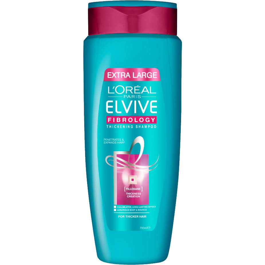Loreal Elvive Fibrology Thickening Shampoo 700 ml