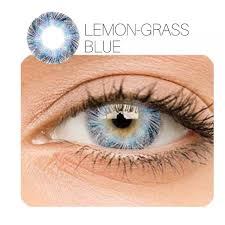 LemonGrass 6 Colors 12 Month Contact Lenses In 2019 Color