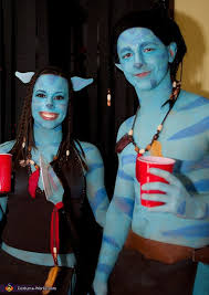 Halloween Shop Staten Island by Avatar Halloween Costume Contest At Costume Works Com Couple