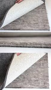 Felt Rug Pads For Hardwood Floors by Rug Pads And Accessories 36956 Mohawk Home Dual Surface Rug Pad