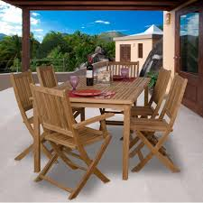 Amazonia Teak Rotterdam 6-Person Teak Patio Dining Set With Folding ... Bistro Table And Chairs The New Way Home Decor Elegant Cheap Outdoor 60 Inspiring Gallery Ideas For Audubon 6 Person Alinum Patio Amazoncom Jur_global Portable Sideline Bench 24 Person Traing Room Setting Mobilefoldnesting Chairs Walmartcom 6person Cabin Tent With 2 Folding Queen Best Choice Products Wood Pnic Set Natural Helinox Chair One Mec Tables Rentals Plymouth Wedding Rental Essentials Your Camping Camp Travel Family House Room Benefitusa Team Sports Sunrise Sport Hcom Single 5 Position Steel Convertible Sleeper