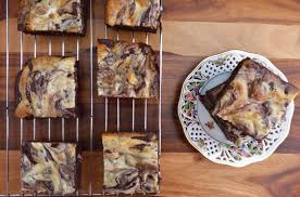 Marbled Pumpkin Cheesecake Brownies by Marbled Cheesecake Brownies U2013 Chocolate U0026 Co