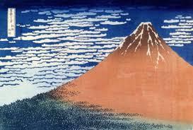hokusai les 36 vues du mont fuji lankaart