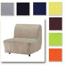 Hagalund Sofa Bed Cover by Custom Made Cover Fits Ikea Lycksele Chair Bed Replace Sofa Cover