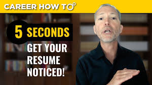 How To Get Your Resume Noticed By Employers In 5 Seconds Guaranteed How To Write A Wning Rsum Get Resume Support University Of Houston Formats Find The Best Format Or Outline For You That Will Actually Hired For Writing Curriculum Vitae So If You Want Get 9 To Make On Microsoft Word Proposal Sample Great Penelope Trunk Careers Elegant Atclgrain Quotes Avoid Most Common Mistakes With This Simple 5 Features Good Video Cv Create Successful Vcv Examples Teens Templates Builder Guide Tips Data Science Checker Free Review