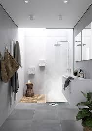 baderominspirasjon minimalistische badgestaltung kleine
