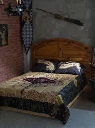harry potter marauder s map full queen comforter hot topic