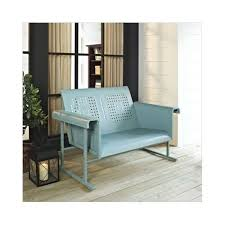 Patio Furniture Loveseat Glider by Best 25 Metal Patio Chairs Ideas On Pinterest Painted Patio