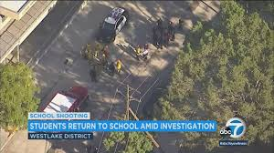 Los Angeles School Shooting: Charges Filed Against 12-year-old Girl ...